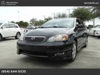 This 2007 Toyota Corolla is offered to you for sale by