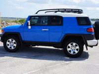 Blue exterior with black interior, Original Owner,