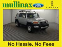 2007 Toyota FJ Cruiser 4X4, 4.0L V6, Tow Package, AM/FM