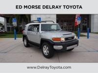 Ed Morse Delray Toyota is excited to offer this 2007