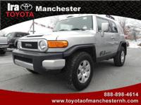 Ira Toyota of Manchester presents this 2007 TOYOTA FJ