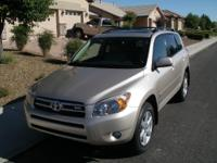 Excellent condition RAV4 loaded with options. Only