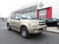 CARFAX One-Owner. Clean CARFAX. Gold 2007 Toyota