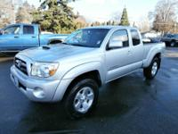 This 2007 Toyota Tacoma PreRunner is offered to you for