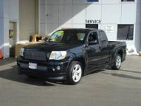 This outstanding example of a 2007 Toyota Tacoma