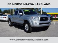 Looking for a clean, well-cared for 2007 Toyota Tacoma?