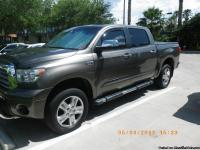 Fully Loaded Tundra Crew Max Limited 4x4, 72k Miles,