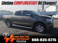 Recent Arrival! 2007 Toyota Tundra Limited CrewMax