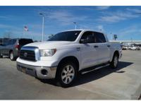 We are excited to offer this 2007 Toyota Tundra. This