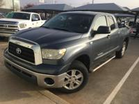 We are excited to offer this 2007 Toyota Tundra. Your
