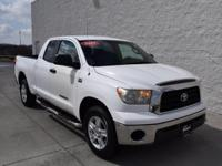 This outstanding example of a 2007 Toyota Tundra SR5 is