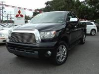 CLEAN CARFAX, DOUBLE CAB 4X4 CREW, LEATHER. FACTORY