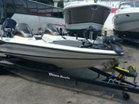 THIS UNIT IS A 2007 TRITON TR186, ITS EQUIPED WITH A
