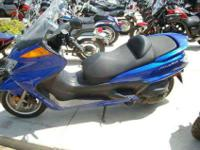 2007 YAMAHA MAJESTY, Team Yamaha Blue, royal