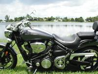 Yamaha 1700 ROADSTAR WARRIOR, immaculate condition
