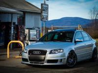 This listing is for a pristine 2007 Audi S4 with the