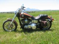 Mint Condition Harley Davidson, 1 owner less than 1700