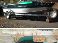 Type of Boat: Heavy Gauge Aluminum Boat Year: 2008