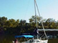 Type of Boat: Sail Boat. Year: 2008. Make: Catalina.