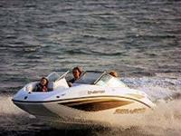 Type of Boat: Power Boat Year: 2008 Make: SeaDoo Model: