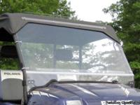 ON SALE - POLARIS RANGER CREW UTV WINDSHIELD 2008-2009