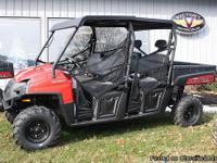 RANGER CREW 800 ALUMINUM LINE-X HARD TOP ON SALE