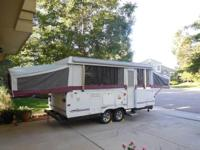 Type of RV: Pop Up Camper Year: 2008 Make: FLEETWOOD