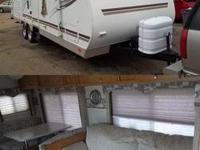 Type of RV: Travel Trailer Year: 2008 Make: Fleetwood