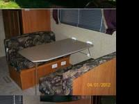 Type of RV: Travel Trailers Year: 2008 Make: Holiday