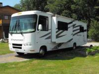 Type of RV: Class A - Gas Year: 2008 Make: Four Winds