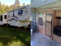 Type of Boat or RV: fifth wheel Year: 2008 Make: