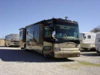 Type of RV: Class A Year: 2008 Make: Tiffin Model: