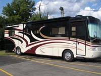 Type of RV: Class A - Diesel Pusher Year: 2008 Make: