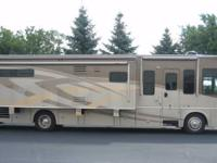 Year: 2008 Make: Winnebago Model: Destination Length: