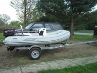 Great little boat runs and works terrific. The boat is