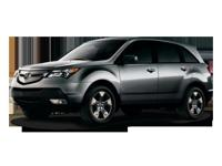 This 2008 Acura MDX 4WD 4dr just arrived at Atlantic