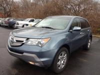 MDX Technology and AWD. 3rd row seats: split-bench,