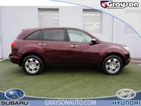 Moonroof, Navigation, Heated Leather Seats, Third Row