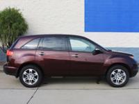 Luxury!!!! Loaded AWD SUV with Leather, Moonroof and
