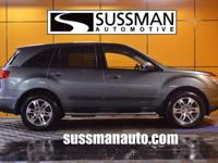 Options:  2008 Acura Mdx 3.7L Technology Pkg
