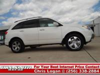 This is one Sharp Acura MDX SH AWD!! It was Bought New