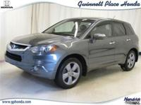 2008 ACURA RDX This 2008 Acura RDX 4dr 4WD with