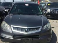 Drive away with this beautiful 2008 Acura RDX. Down