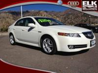 2008 Acura TL 4dr Car Our Location is: Elk Mountain