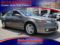 Options:  2008 Acura Tl| |Child Safety Rear Door