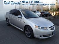 ONE OWNER * Highly desirable TL Type S * Navigation *