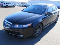 CARFAX 1-Owner. Type-S trim. Nav System, Moonroof,