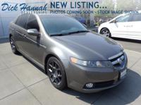 Type-S w/ Navigation * Leather * Heated Seats * Moon