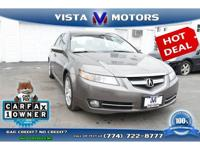 We are proud to present this beautiful 2008 Acura TL