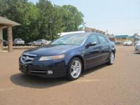 2008 Acura TL Navigation! 1-owner! Super clean! Low